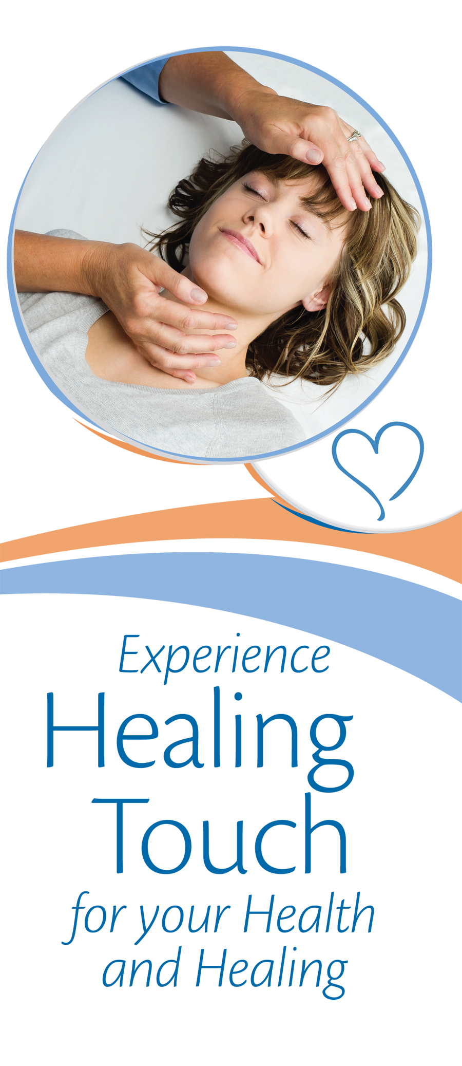 Healing Touch Practitioner Brochure