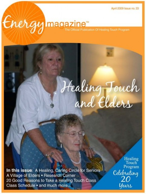 A Healing, Caring Circle for Seniors