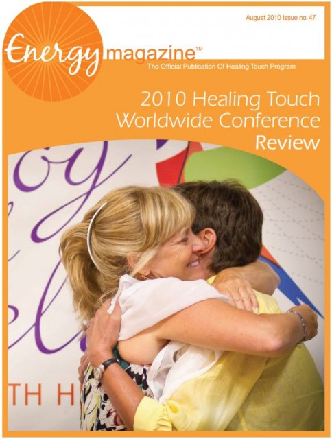 Healing Touch Essential Energy - Joy as the True Reality